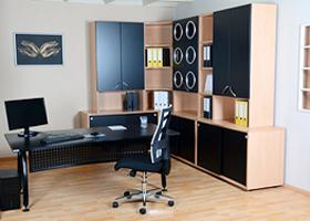Komplettbüro BULLY